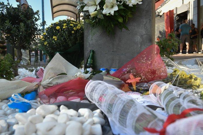 Πορεία στο Κερατσίνι για τα 6 χρόνια από την δολοφονία Φύσσα - εικόνα 3