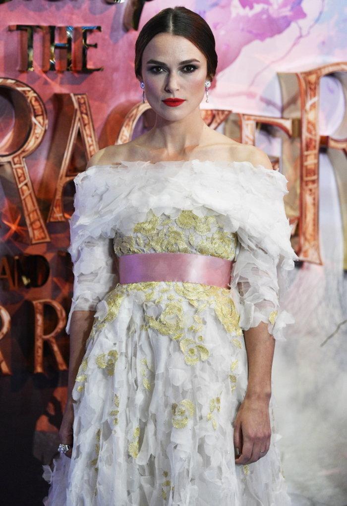 Κίρα Νάιτλι: Η πανέμορφη ηθοποιός έφερε στον κόσμο το δεύτερο παιδί της
