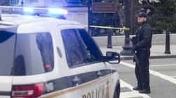 Ενας νεκρός και πέντε τραυματίες από πυρά στην Ουάσινγκτον