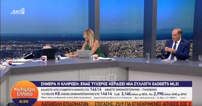Σοκ στον ANT1: Σωριάστηκε ο Παπαδάκης στον αέρα της εκπομπής του [Βίντεο] - εικόνα 3