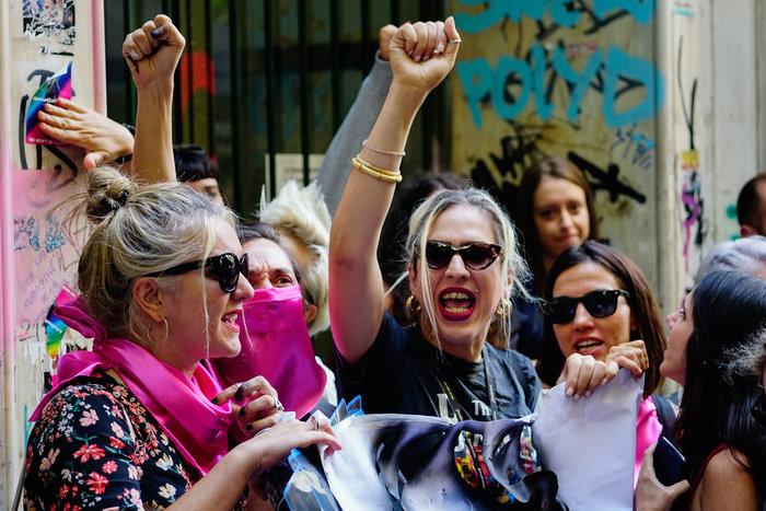 Ολοκληρώθηκε η πορεία στη μνήμη του Ζακ Κωστόπουλου (φωτό) - εικόνα 5