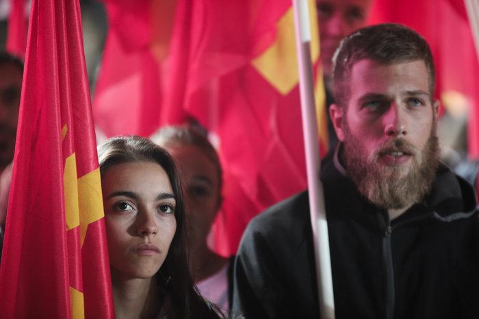 Κουτσούμπας: Η διάθεση για αντίσταση δεν σβήνει χάρη στο ΚΚΕ (φωτό)
