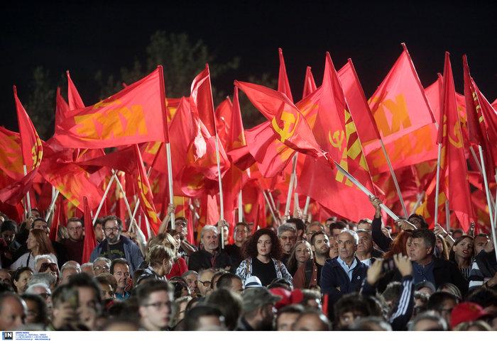 Κουτσούμπας: Η διάθεση για αντίσταση δεν σβήνει χάρη στο ΚΚΕ (φωτό) - εικόνα 3