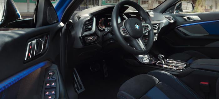 Στις εκθέσεις βρίσκεται η νέα σειρά 1 της BMW - εικόνα 2