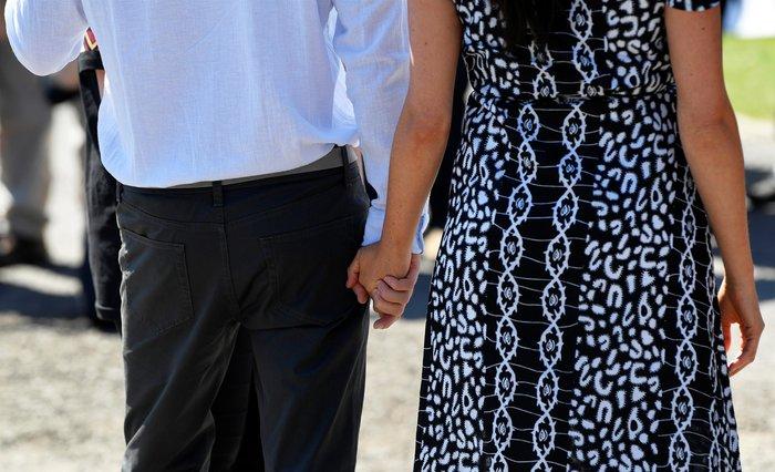 Χέρι - χέρι ο Χάρι και η Μέγκαν στην Αφρική μαζί με τον Άρτσι [Eικόνες] - εικόνα 5