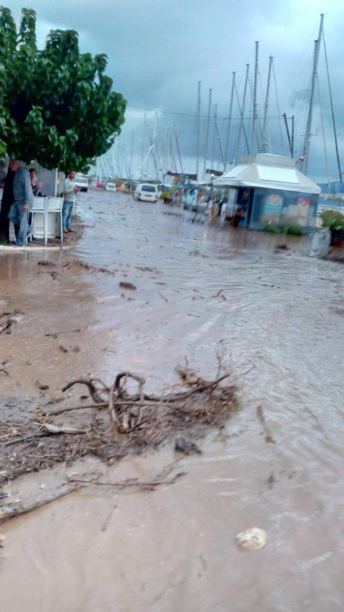 Ισχυρές καταιγίδες στη Δυτ. Ελλάδα-2 νεκροί από κεραυνό - εικόνα 5