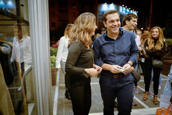 Τσίπρας - Μπαζιάνα στις Νύχτες Πρεμιέρας για το «Sorry we missed you»-Φωτό - εικόνα 3
