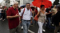 ΑΔΕΔΥ: Απύθμενο θράσος η παρουσία Τσακαλώτου στο συλλαλητήριο