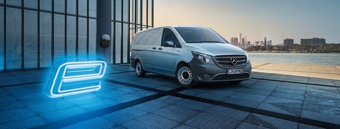 Mercedes Benz e Vito