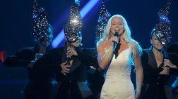 Όταν η μητέρα της Γκρέτα ανέβηκε στη σκηνή της Eurovision