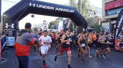 3 χρόνια Under Armour Kifisia City Challenge
