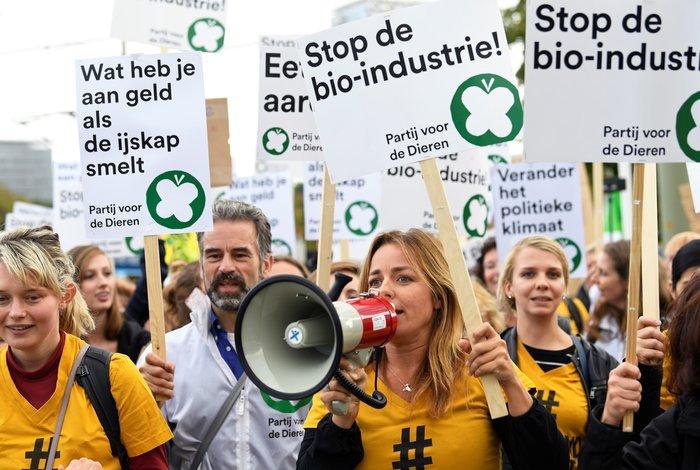 Η ομιλία της Γκρέτα εμπνέει τις διαδηλώσεις για το κλίμα - εικόνα 6