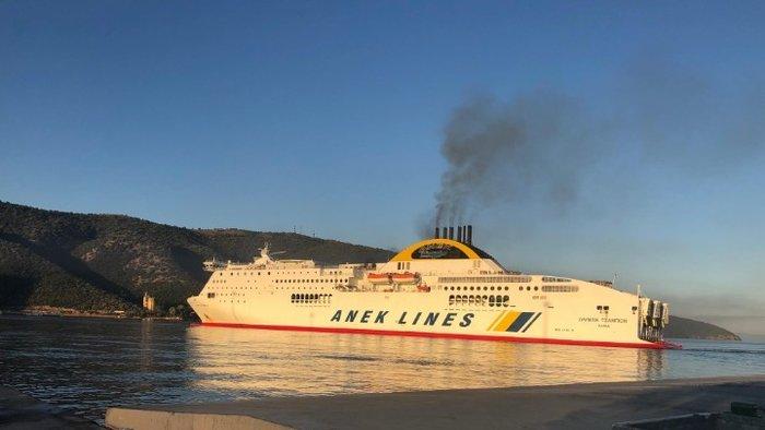 Συναγερμός στην Ηγουμενίτσα: Φωτιά σε πλοίο με 538 επιβάτες - εικόνα 5