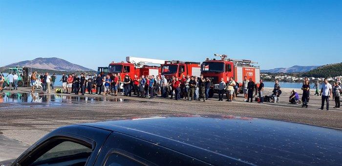 Συναγερμός στην Ηγουμενίτσα: Φωτιά σε πλοίο με 538 επιβάτες - εικόνα 8