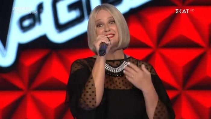 The Voice: H Louise καθήλωσε τους πάντες ερμηνεύοντας το Nessun Dorma