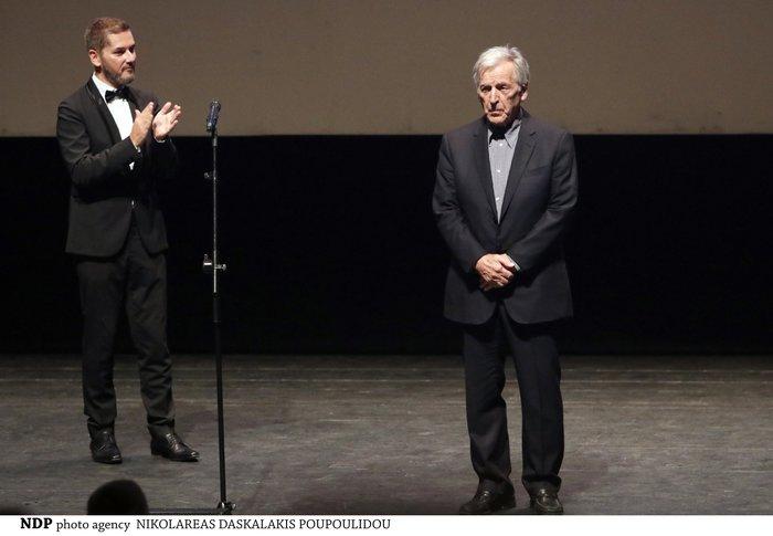 Η πρεμιέρα της ταινίας και το βραβείο για τον Κώστα Γαβρά - εικόνα 12