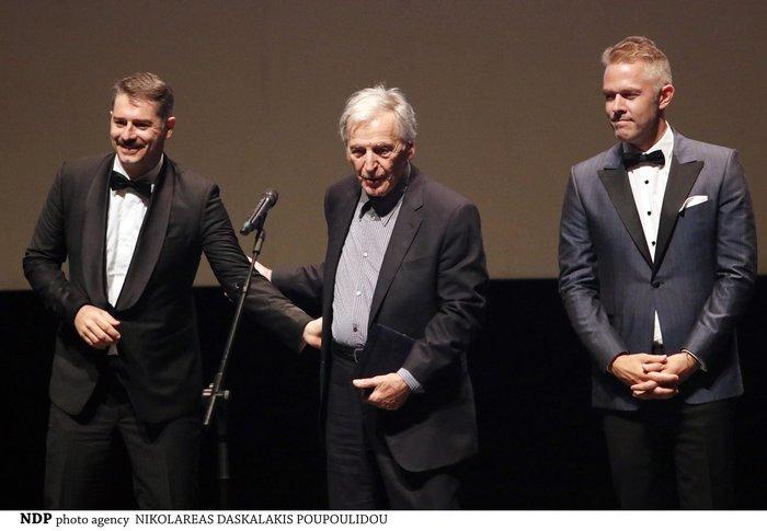 Η πρεμιέρα της ταινίας και το βραβείο για τον Κώστα Γαβρά - εικόνα 13