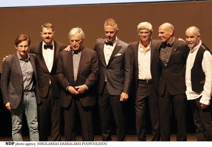 Η πρεμιέρα της ταινίας και το βραβείο για τον Κώστα Γαβρά - εικόνα 14