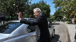 Δ. Αβραμόπουλος: Επιστρέφω στην Ελλάδα και την ελληνική πολιτική