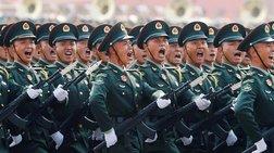 Η μεγαλύτερη στρατιωτική παρέλαση στην ιστορία της Κίνας