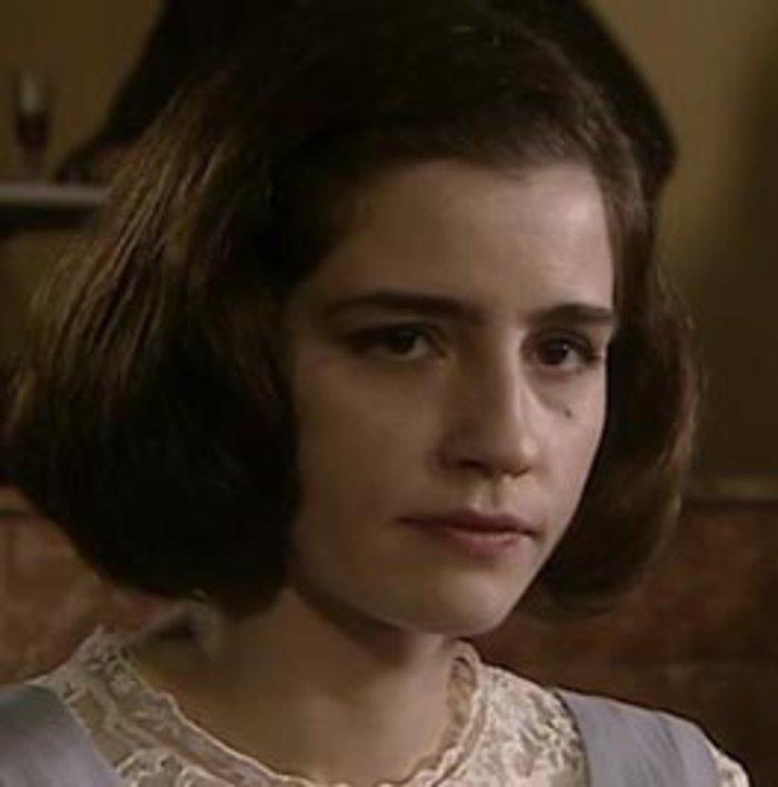 Η Μαρία Κίτσου ως Μαρία Πολυδούρη