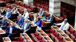 Βουλευτές ΣΥΡΙΖΑ κατά συμφωνίας που υπέγραψαν ως κυβέρνηση