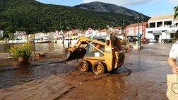 Πλημμύρες & καταστροφές σε Κεφαλονιά, Τρίκαλα και Ιθάκη