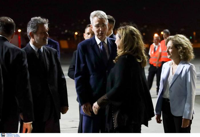 Στην Αθήνα ο Πομπέο -Συναντήσεις με Μητσοτάκη, Δένδια - εικόνα 9