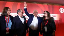 Καθαρή νίκη για τους Σοσιαλιστές στην Πορτογαλία, αλλά χωρίς αυτοδυναμία