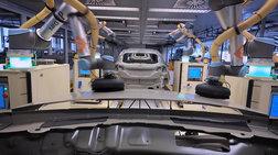 Αυτά είναι τα ρομπότ-συνάδελφοι που κάνουν το φινίρισμα του Ford Fiesta