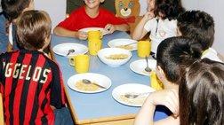 Υπ. Υγείας: Τι τρώνε τα παιδιά σε βρεφικούς παιδικούς σταθμούς