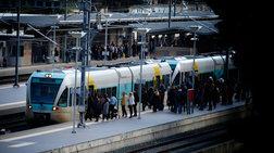Παράνομη η απεργία των σιδηροδρομικών- Κανονικά τα δρομολόγια