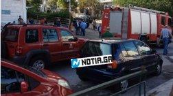 Τραγωδία στην Ηλιούπολη - Νεκρός από το ίδιο το φορτηγό του