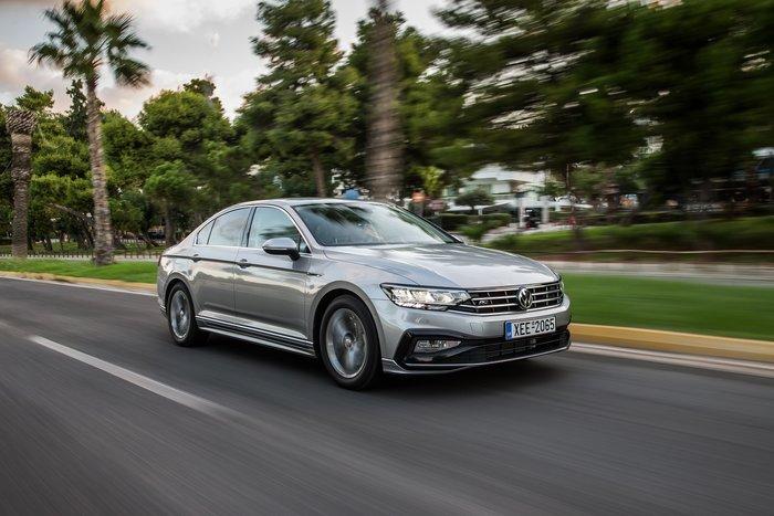 Νέο VW Passat