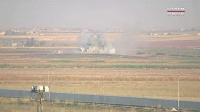 Ξεκίνησε η τουρκική επίθεση στην Β. Συρία- Ανακοίνωση Ερντογάν
