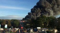Έκρηξη με τραυματίες κοντά σε αυστριακό αεροδρόμιο