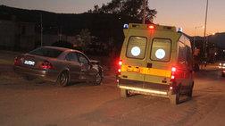 Πάτρα: Σύγκρουση τριών ΙΧ με δύο νεκρούς και τρεις τραυματίες
