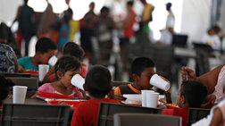 Αρση κράτησης 20 ασυνόδευτων παιδιών από το Ευρωπαϊκό Δικαστήριο