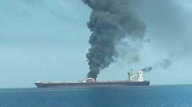 purkagia-se-iraniko-tanker---foboi-gia-tromokratiki-epithesi