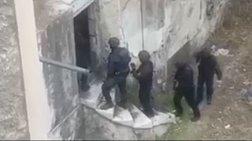 Επιχείρηση σε κτίριο-καβάτζα ναρκωτικών απέναντι από την ΑΣΟΕΕ