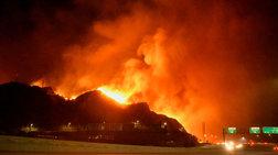 Σε συναγερμό από σφοδρές φωτιές η Καλιφόρνια: Εκκενώνονται περιοχές - ΦΩΤΟ