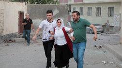 Οχτώ άμαχοι νεκροί σε τουρκική πόλη από κουρδική επίθεση