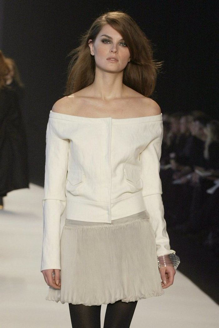 Paris Fashion Week 2006, Sophia KokosalakisEPA