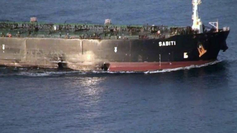 roxani-exoume-binteo-tis-epithesis-sto-iraniko-tanker