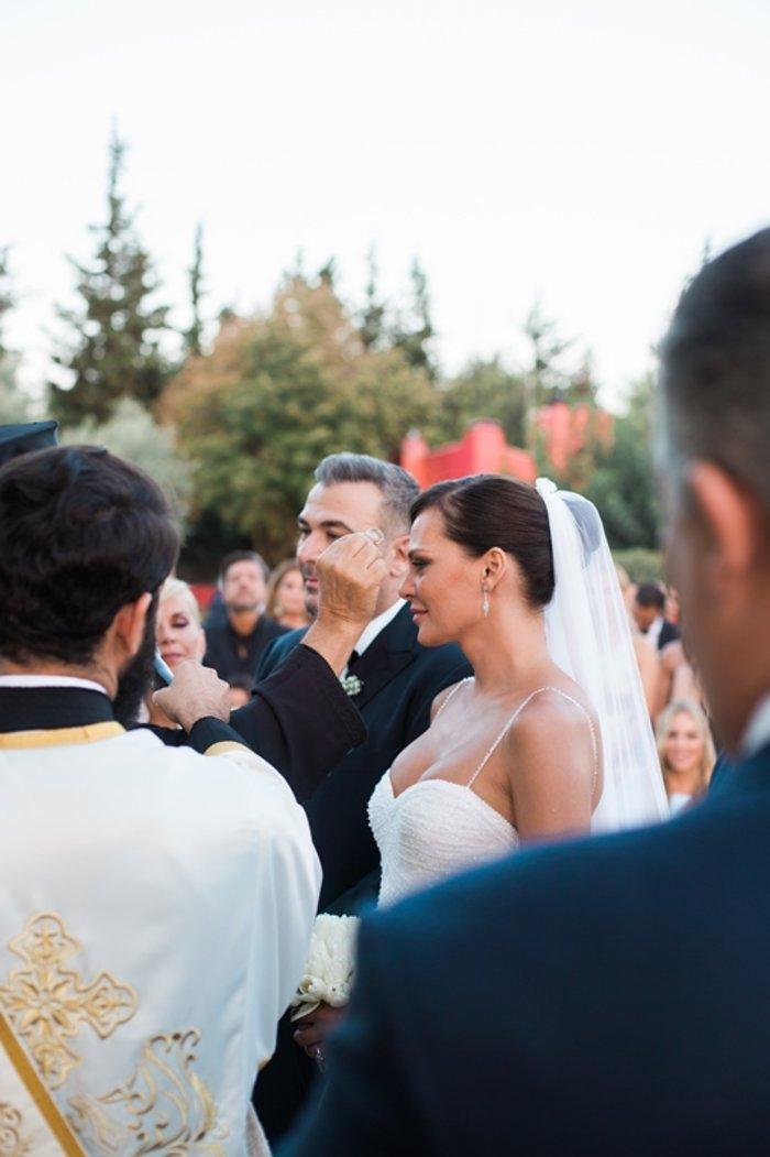 Υβόννη Μπόσνιακ: Βαφτίστηκα με 20 άτομα καλεσμένους, έβαλα τον παπά να...