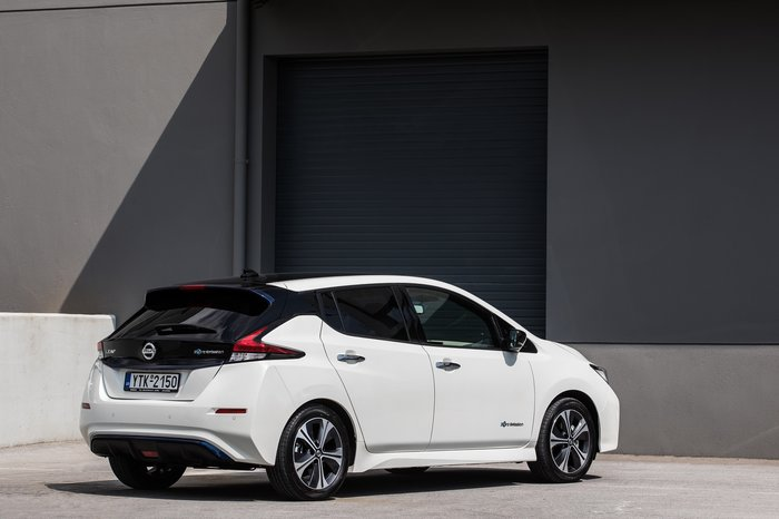 Nissan Leaf: Το ηλεκτρικό που …δεν προκαλεί ηλεκτροπληξία - εικόνα 2
