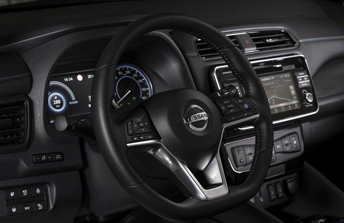Nissan Leaf: Το ηλεκτρικό που …δεν προκαλεί ηλεκτροπληξία - εικόνα 3