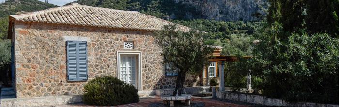 Leigh Fermor: Ανοίγει το σπίτι που έριξε άγκυρα ο μεγάλος ταξιδευτής