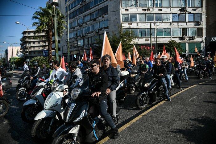 ΠΟΕ-ΟΤΑ: Κλιμάκωση κινητοποιήσεων με μηχανοκίνητη πορεία