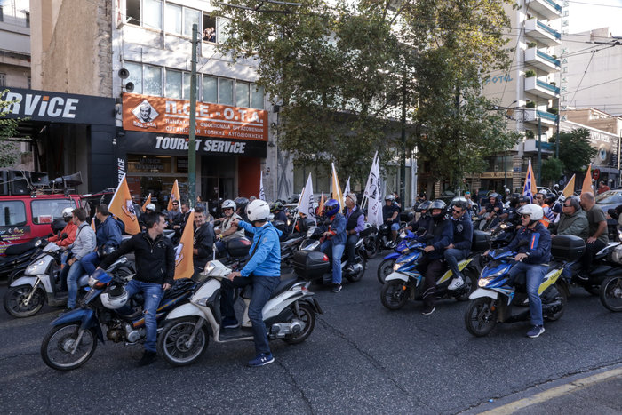 ΠΟΕ-ΟΤΑ: Κλιμάκωση κινητοποιήσεων με μηχανοκίνητη πορεία - εικόνα 3